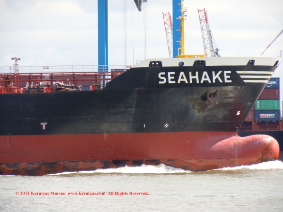 32,000 DWT Handysize Product Tanker built in 2003 at Lindenau