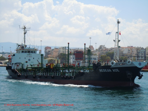 MT AEGEAN ACE 5