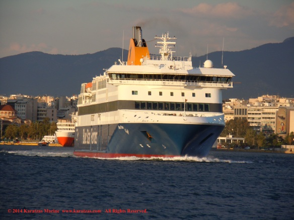 MV BLUE STAR PATMOS 2