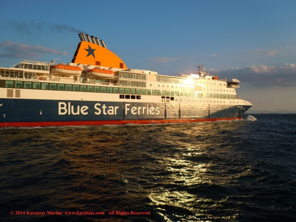 MV BLUE STAR PATMOS 7