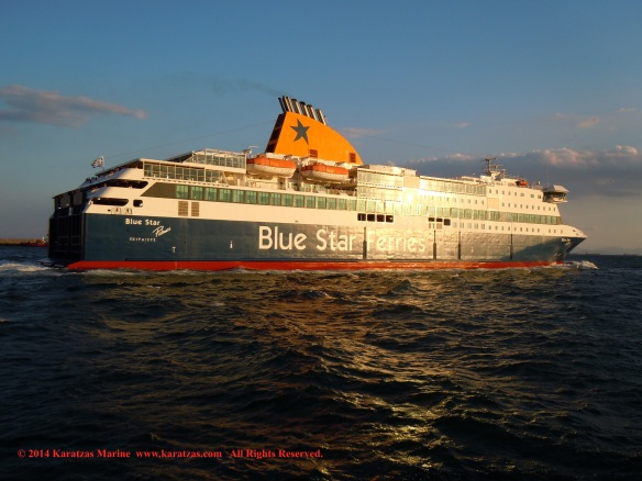 MV BLUE STAR PATMOS 8