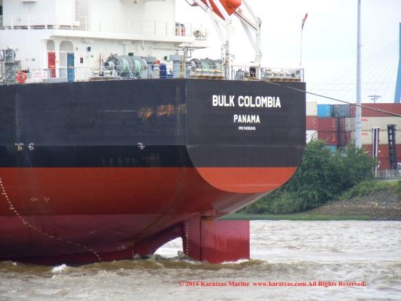 MV BULK COLOMBIA 10