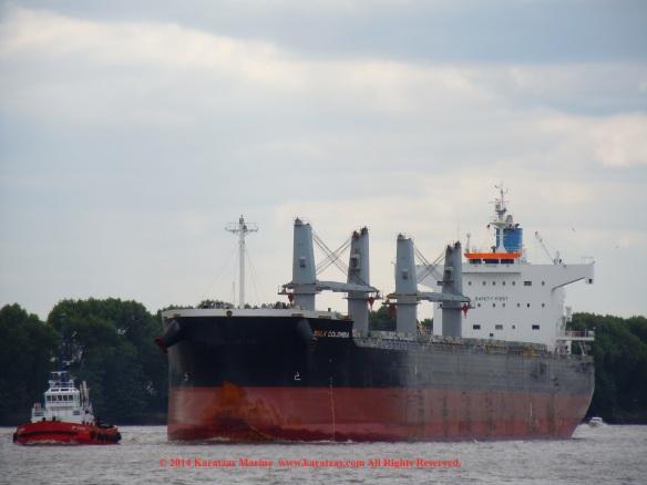 MV BULK COLOMBIA 2