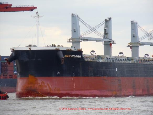 MV BULK COLOMBIA 3
