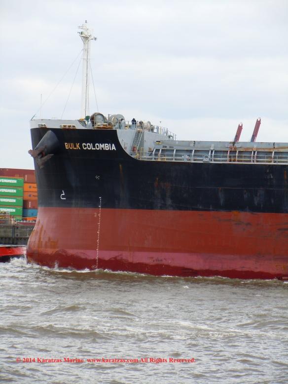 MV BULK COLOMBIA 4