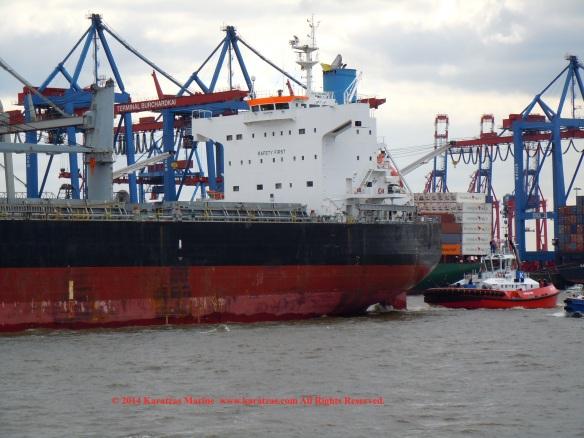 MV BULK COLOMBIA 5