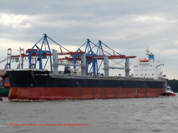 MV BULK COLOMBIA 6