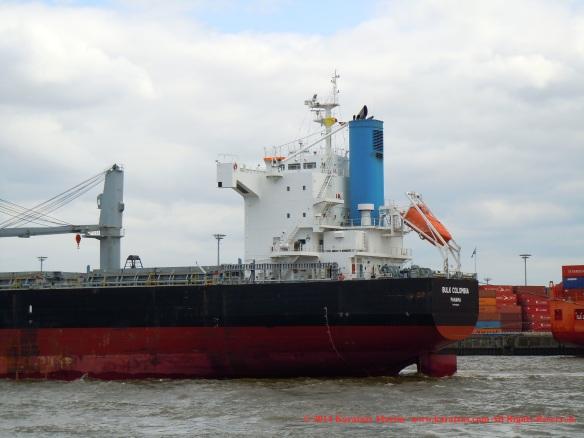 MV BULK COLOMBIA 8