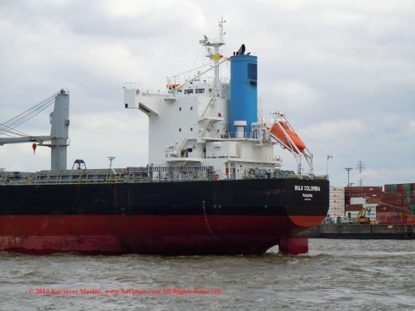MV BULK COLOMBIA 9