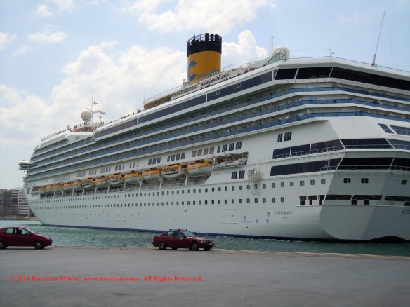 MV COSTA MAGICA 8
