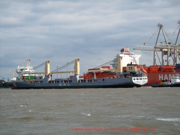MV MARIA 8