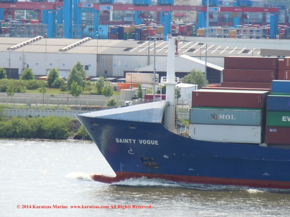 MV SAINTY VOGUE 3
