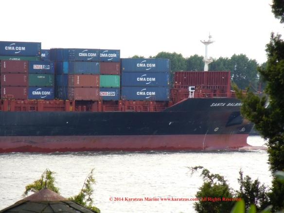 MV SANTA BALBINA 12