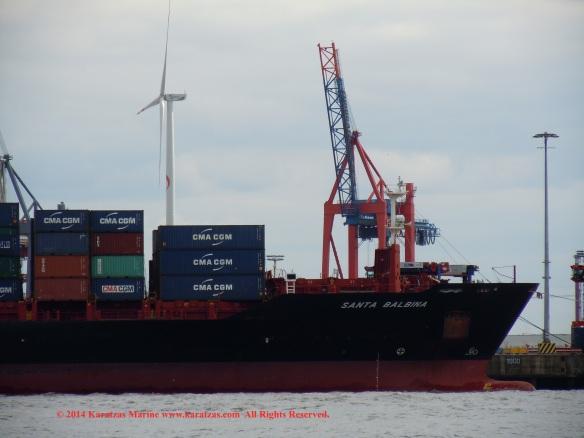 MV SANTA BALBINA 4