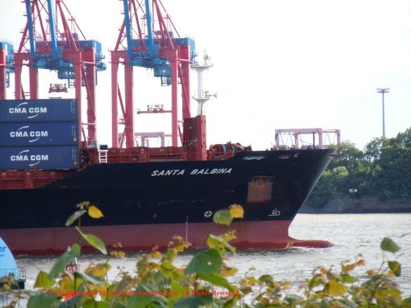 MV SANTA BALBINA 5