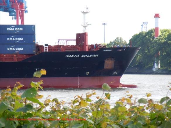MV SANTA BALBINA 6