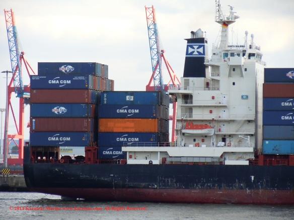 MV SANTA BALBINA 8