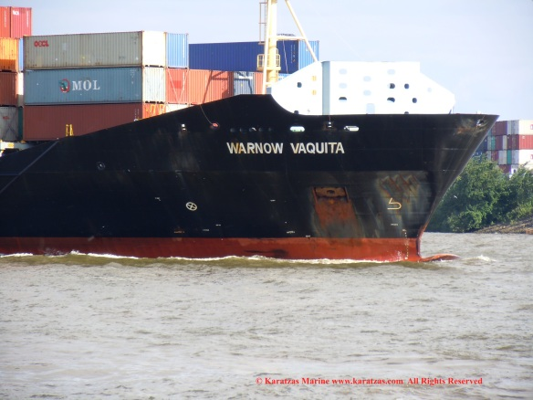 MV WARNOW VAQUITA 12