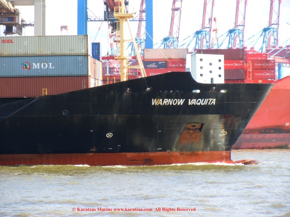 MV WARNOW VAQUITA 5