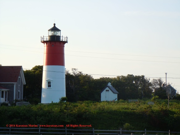Lighthouse Nauset 11 JUL2014