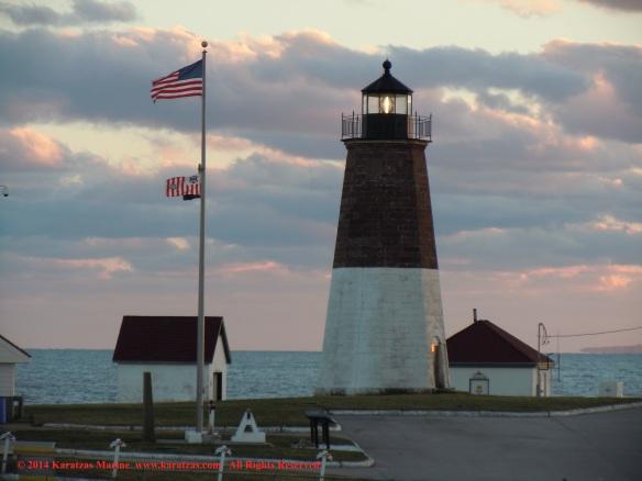 Lighthouse Point Judith 1 JUL2014