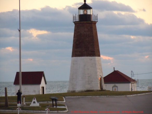 Lighthouse Point Judith 10 JUL2014