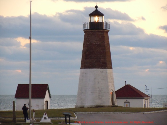 Lighthouse Point Judith 11 JUL2014