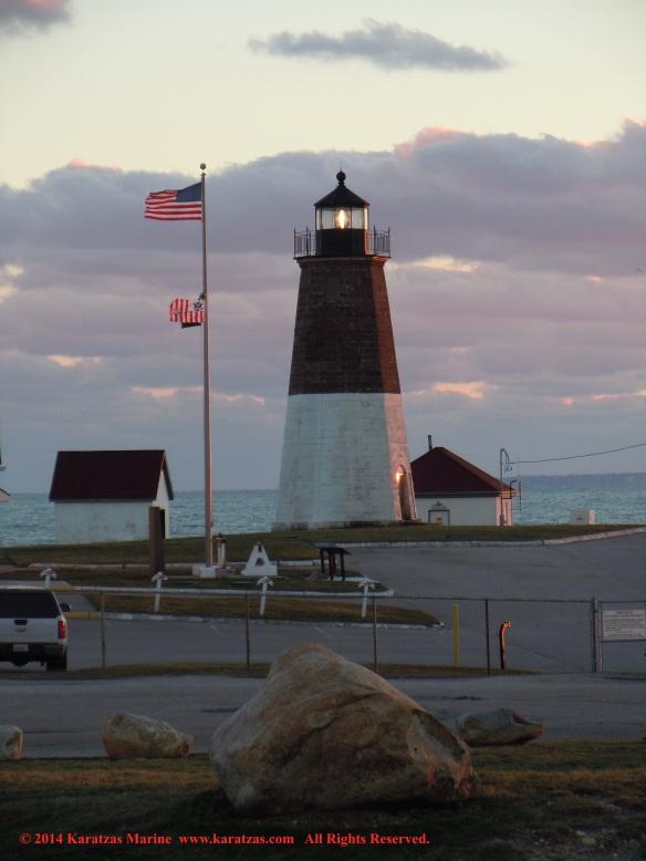 Lighthouse Point Judith 12 JUL2014