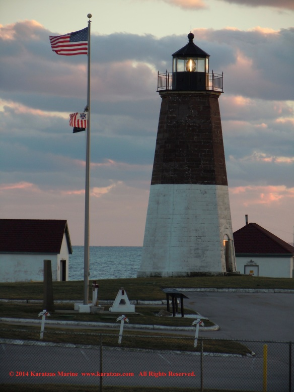 Lighthouse Point Judith 2 JUL2014