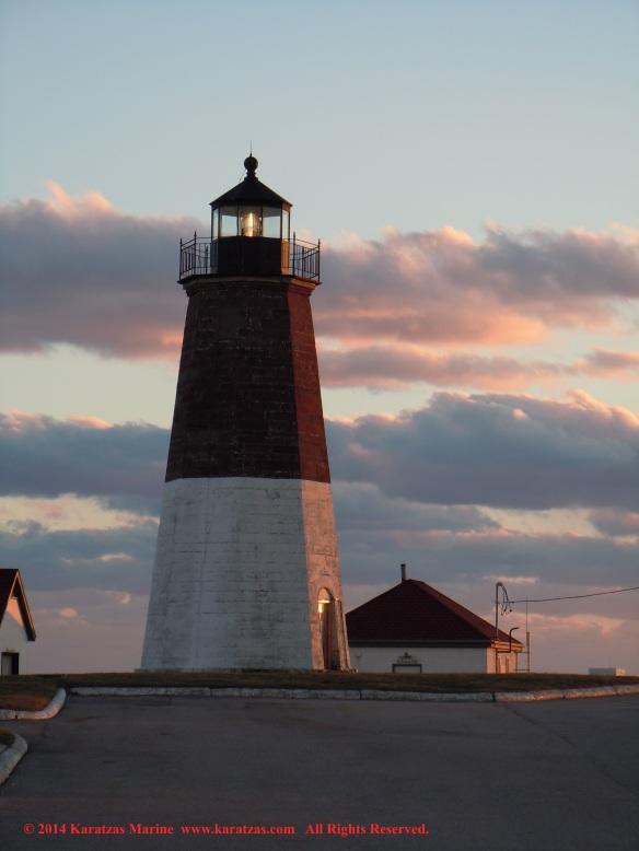 Lighthouse Point Judith 4 JUL2014