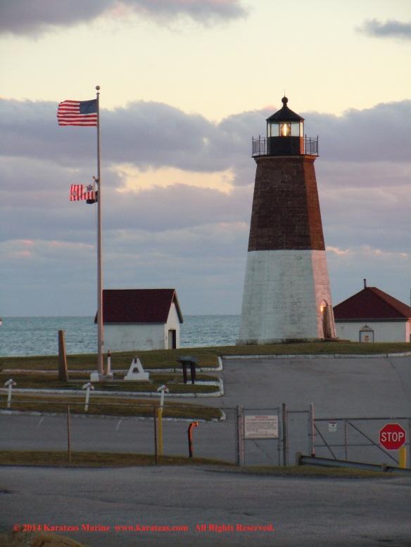 Lighthouse Point Judith 6 JUL2014