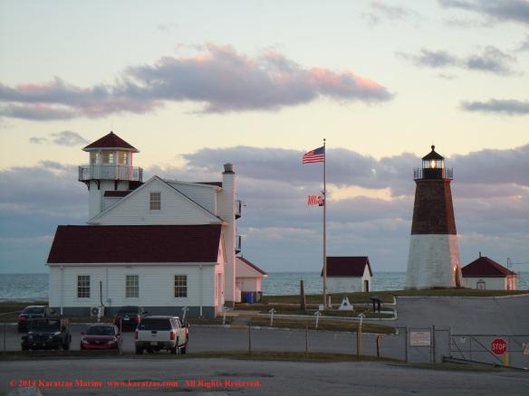 Lighthouse Point Judith 7 JUL2014