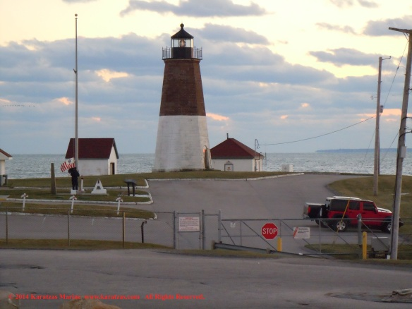 Lighthouse Point Judith 9 JUL2014