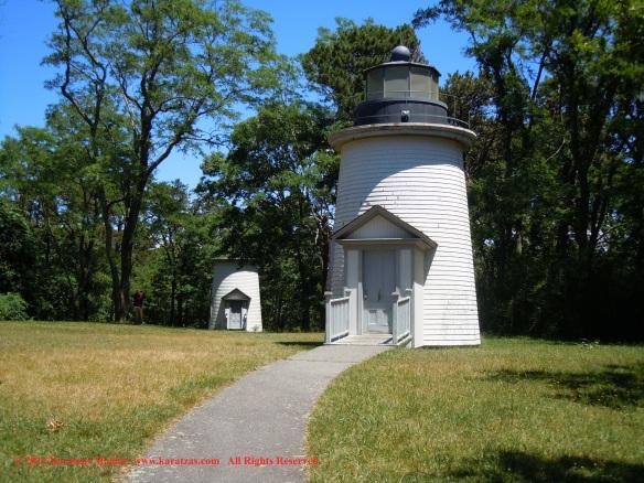 Lighthouse Three Sisters 4 JUL2014