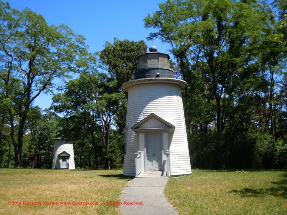 Lighthouse Three Sisters 8 JUL2014