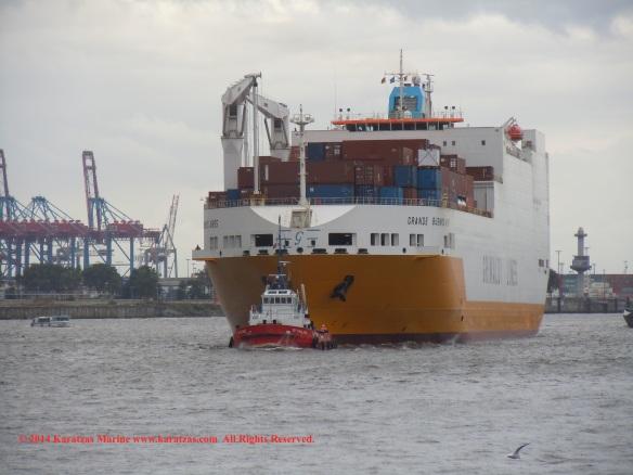 MV GRANDE BUENOS AIRES 1 SEP2012