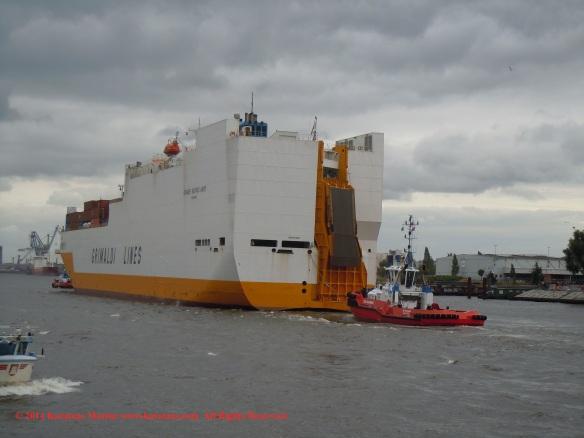 MV GRANDE BUENOS AIRES 11 SEP2012