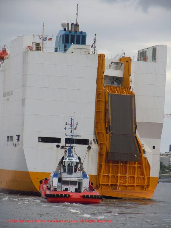 MV GRANDE BUENOS AIRES 12 SEP2012