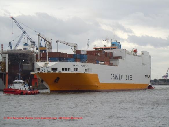 MV GRANDE BUENOS AIRES 3 SEP2012