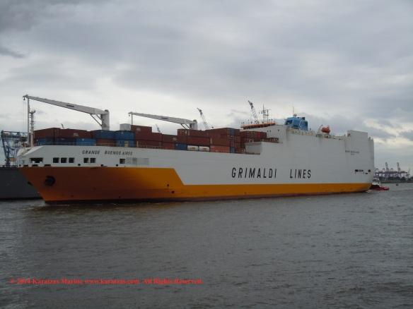 MV GRANDE BUENOS AIRES 4 SEP2012