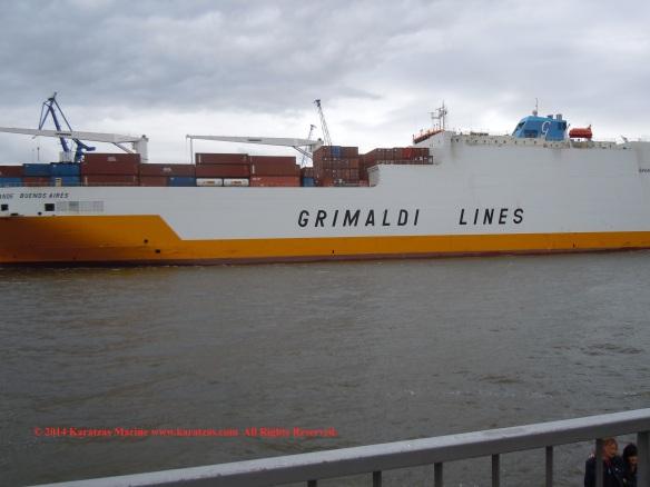 MV GRANDE BUENOS AIRES 6 SEP2012