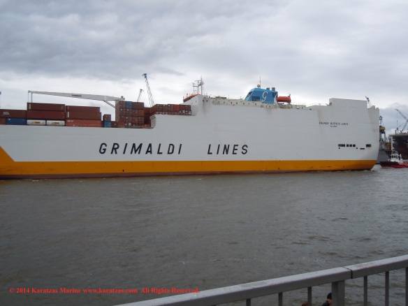 MV GRANDE BUENOS AIRES 7 SEP2012
