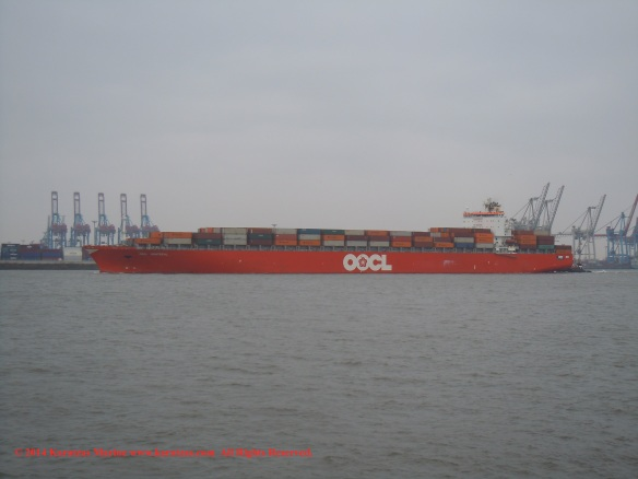 MV OOCL MONTREAL 1