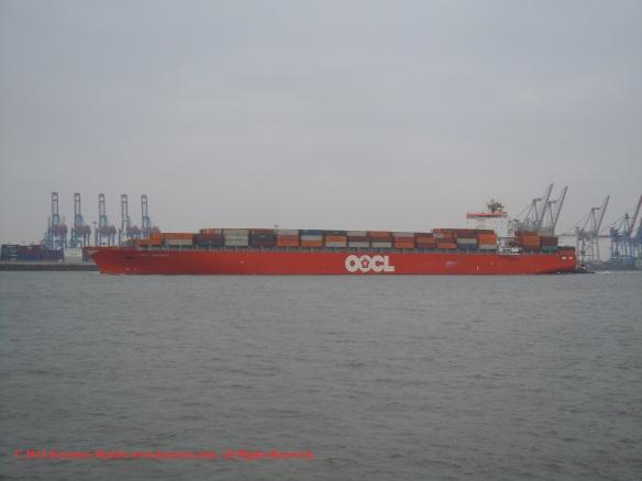 MV OOCL MONTREAL 1