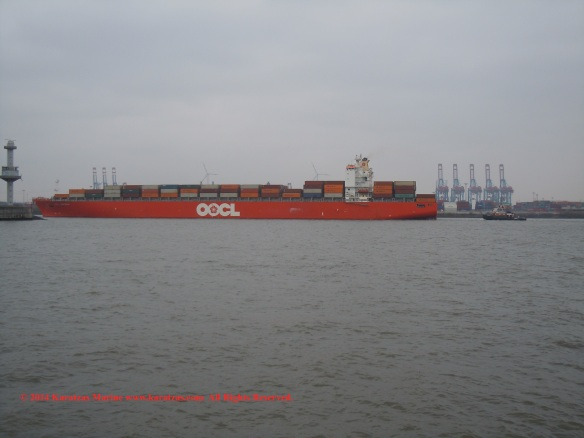 MV OOCL MONTREAL 12