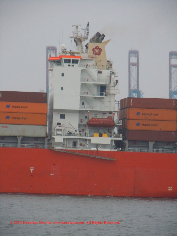 MV OOCL MONTREAL 5