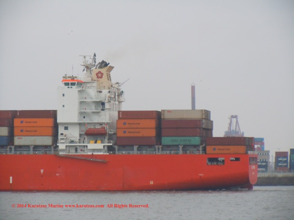 MV OOCL MONTREAL 6