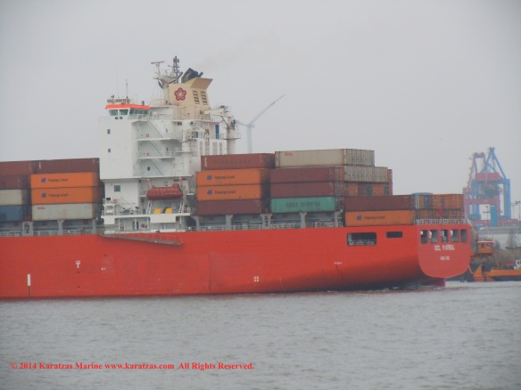 MV OOCL MONTREAL 7
