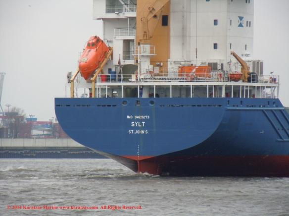 MV SYLT 8