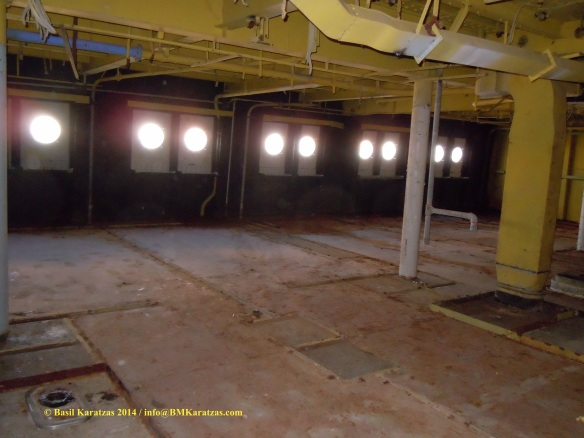 SS United States_Where first class cabins used to be_BMK 18 MAR2014